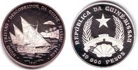 10.000 Pesos 1991 Guinea-Bissau Segelschiff Karavelle PP  23,00 EUR  zzgl. 4,95 EUR Versand