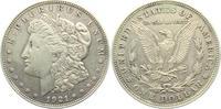 1 Dollar 1921 USA 1 Dollar - Morgan (1878 - 1921) f.prägefrisch  29,00 EUR  zzgl. 4,95 EUR Versand