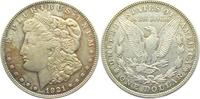 1 Dollar 1921 S USA 1 Dollar - Morgan (1878 - 1921) f.vz  24,00 EUR  zzgl. 4,95 EUR Versand