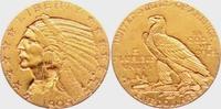 5 Dollar 1909 USA Indian Head vz  439,00 EUR  zzgl. 6,95 EUR Versand