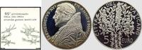 5 Euro 2005 Vatikan 60. Jahrestag Ende des 2. Weltkrieges - Papst Bened... 45,00 EUR  zzgl. 4,95 EUR Versand