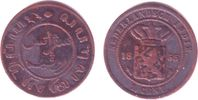 1 Cent 1855 Niederländisch Indien Wilhelm III. (1849 - 1890) ss-vz  79,00 EUR  zzgl. 6,95 EUR Versand