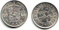 1/10 Gulden 1941 s Niederländisch Indien Wilhelmina (1890 - 1948) st  9,95 EUR  zzgl. 2,95 EUR Versand