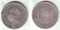 1/4 Rupie 1881 Port. Indien - Goa Luiz I. (1861 - 1889) s-ss  14,00 EUR  zzgl. 4,95 EUR Versand