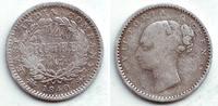 1/4 Rupie 1840 Ostindien Company Victoria (1837 - 1901) ss  19,95 EUR  zzgl. 4,95 EUR Versand
