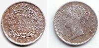 2 Annas 1841 Ostindien Company Victoria (1837 - 1901) ss  19,95 EUR  zzgl. 4,95 EUR Versand