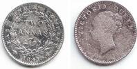 2 Annas 1841 Ostindien Company Victoria (1837 - 1901) s-ss  14,95 EUR  zzgl. 4,95 EUR Versand
