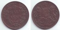1/2 Anna 1835 Ostindien Company Wilhelm IV. (1830 - 1837) f.vz  9,95 EUR  zzgl. 2,95 EUR Versand