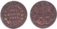 1/4 Anna 1835 Ostindien Company Wilhelm IV. (1830 - 1837) ss  4,95 EUR  zzgl. 2,95 EUR Versand