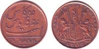 10 Cash 1808 Ostindien Company  vz-st  79,90 EUR  zzgl. 6,95 EUR Versand