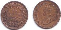 1/12 Anna 1932 Indien George V. (1910 - 1936) f.st  4,95 EUR  zzgl. 2,95 EUR Versand