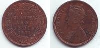 1/4 Anna 1877 Indien Victoria (1837 - 1901) vz-st  19,95 EUR  zzgl. 4,95 EUR Versand