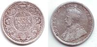 1/4 Rupie 1917 Indien George V. (1910 - 1936) ss  19,95 EUR  zzgl. 4,95 EUR Versand