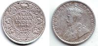 2 Annas 1915 Indien George V. (1910 - 1936) vz  29,95 EUR  zzgl. 4,95 EUR Versand