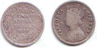 2 Annas 1892 Indien Victoria (1837 - 1901) ss  7,95 EUR  zzgl. 2,95 EUR Versand