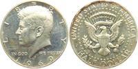 1/2 Dollar 1969 S USA John F. Kennedy (1964 - jezt) prägefrisch  4,95 EUR  zzgl. 2,95 EUR Versand