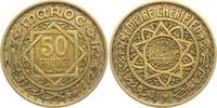 50 Francs 1952 Marokko  vz  6,95 EUR  zzgl. 2,95 EUR Versand