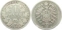 1 Mark 1874 H Kaiserreich 1 Mark - kleiner Adler s-ss  6,95 EUR  zzgl. 2,95 EUR Versand