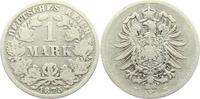 1 Mark 1875 E Kaiserreich 1 Mark - kleiner Adler ss  7,95 EUR  zzgl. 2,95 EUR Versand