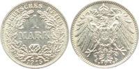 1 Mark 1915 F Kaiserreich 1 Mark - großer Adler vz  4,95 EUR  zzgl. 2,95 EUR Versand
