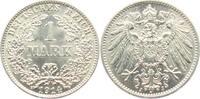 1 Mark 1914 J Kaiserreich 1 Mark - großer Adler vz  6,95 EUR  zzgl. 2,95 EUR Versand