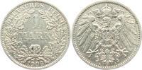 1 Mark 1906 A Kaiserreich 1 Mark - großer Adler ss-vz  5,95 EUR  zzgl. 2,95 EUR Versand