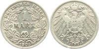 1 Mark 1905 J Kaiserreich 1 Mark - großer Adler ss min. RF  3,95 EUR  zzgl. 2,95 EUR Versand