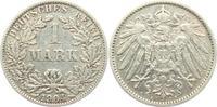 1 Mark 1904 A Kaiserreich 1 Mark - großer Adler ss+  4,95 EUR  zzgl. 2,95 EUR Versand
