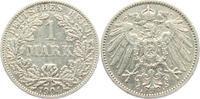 1 Mark 1904 A Kaiserreich 1 Mark - großer Adler vz  9,95 EUR  zzgl. 2,95 EUR Versand