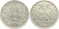 1 Mark 1903 D Kaiserreich 1 Mark - großer Adler ss  6,95 EUR  zzgl. 2,95 EUR Versand