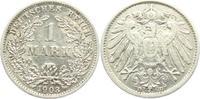 1 Mark 1903 D Kaiserreich 1 Mark - großer Adler ss+  6,95 EUR  zzgl. 2,95 EUR Versand