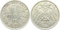 1 Mark 1901 J Kaiserreich 1 Mark - großer Adler ss-vz  9,95 EUR  zzgl. 2,95 EUR Versand