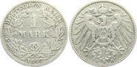 1 Mark 1892 E Kaiserreich 1 Mark - großer Adler ss  19,00 EUR  zzgl. 4,95 EUR Versand