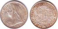 1/2 Crown 1895 Großbritannien Queeen Victoria (1837-1901) vz/st  98,00 EUR  zzgl. 6,95 EUR Versand