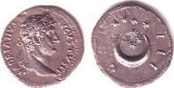 AR-Denar 125/128 Römische Kaiserzeit Hadrianus (117-138) f.vz  298,00 EUR  zzgl. 6,95 EUR Versand