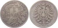 1 Mark 1874 H Kaiserreich 1 Mark - kleiner Adler ss  12,95 EUR  zzgl. 4,95 EUR Versand