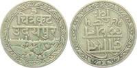 1/4 Rupie  Indien - Mewar Sumair Sing (1911 - 1918) ss-vz  29,95 EUR  zzgl. 4,95 EUR Versand
