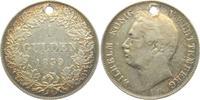 1 Gulden 1839 Württemberg Wilhelm König von Württemberg (1816 - 1864) v... 19,00 EUR  zzgl. 4,95 EUR Versand