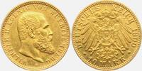 10 Mark 1900 F Württemberg König Wilhelm II. von Württemberg (1891-1918... 595,00 EUR  zzgl. 6,95 EUR Versand