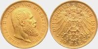 20 Mark 1897 F Württemberg König Wilhelm II. von Württemberg (1891-1918... 419,00 EUR  zzgl. 6,95 EUR Versand
