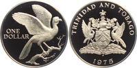 1 Dollar 1975 Trinidad und Tobago Rotschwanzguan - Vögel - Vogel - Tier... 9,00 EUR  zzgl. 2,95 EUR Versand