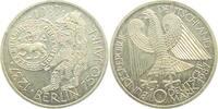 10 DM 1987 Deutschland 750 Jahre Berlin bankfrisch  7,50 EUR  zzgl. 2,95 EUR Versand