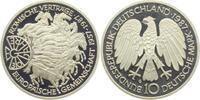 10 DM 1987 G Deutschland Römische Verträge PP  9,95 EUR  zzgl. 2,95 EUR Versand
