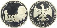 10 DM 1992 G Deutschland Käthe Kollwitz PP  9,95 EUR  zzgl. 2,95 EUR Versand