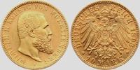 10 Mark 1893 F Württemberg König Wilhelm II. von Württemberg (1891-1918... 247,00 EUR  zzgl. 6,95 EUR Versand
