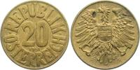 20 Groschen 1951 Österreich  vz min.fl.  3,00 EUR  plus 3,95 EUR verzending