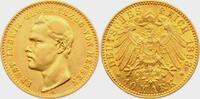 10 Mark 1893 A Hessen Ernst Ludwig (1892-1...