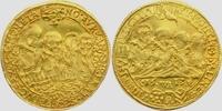 Goldgulden 1613 Sachsen-Weimar Johann Ernst und seine 7 Brüder (1605-16... 1298,00 EUR kostenloser Versand