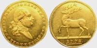 Dukat 1778 Stolberg-Werningerode Heinrich Ernst II. (1771-1778) vz/st  2898,00 EUR kostenloser Versand