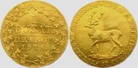 Dukat 1818 Stolberg-Werningerode Christian Friedrich (1778-1824) vz/w.  2498,00 EUR kostenloser Versand